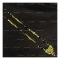 Gold Plated Forming Mangalsutra