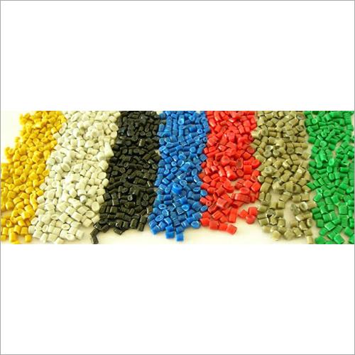 Multicolor Pp Granules