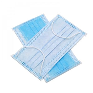 Antibacterial Surgical Face Mask