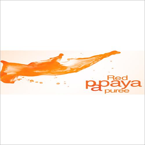 Red Papaya Puree