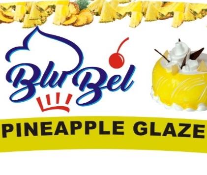 Blu-bel Pineapple Glaze (4kg)