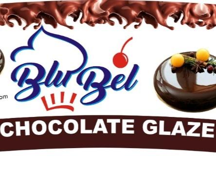 Blu-bel Chocolate Glaze (4kg)