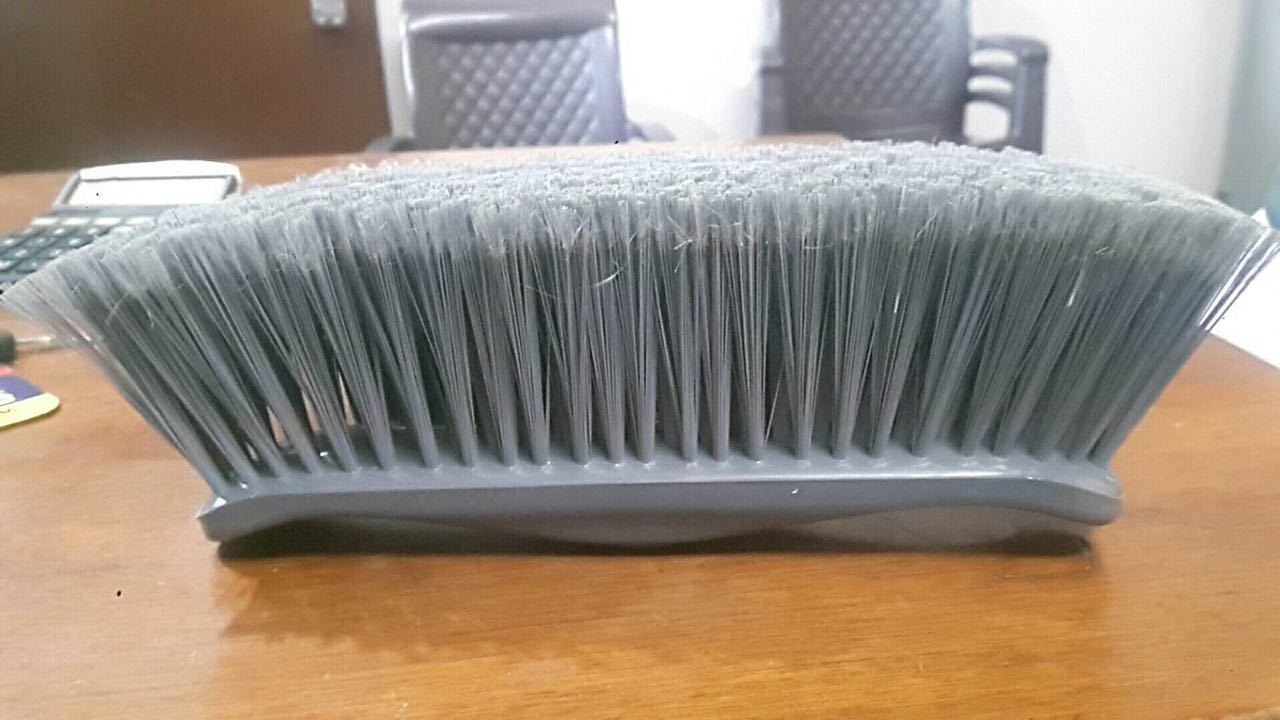 brush bristle SILVER , SMOKE GREY AND SO MANY COLORS