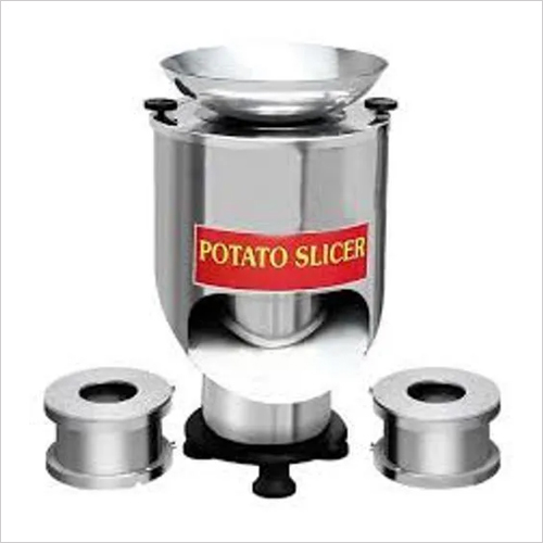 POTATO WAFER MACHINE (VERTICAL)