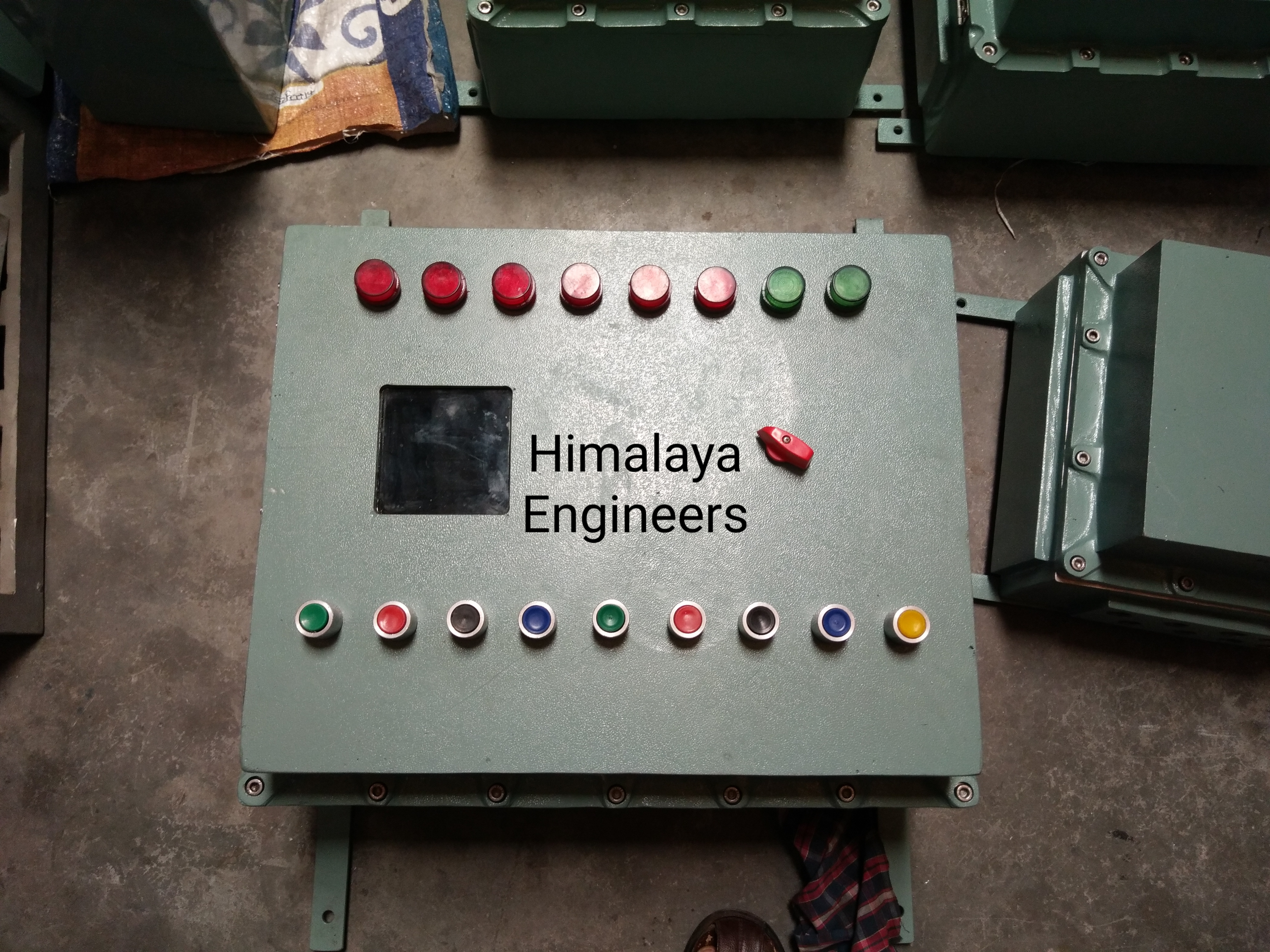 Flameproof Weather Proof Control Panel