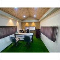 Stylish Office Container With Interior Design