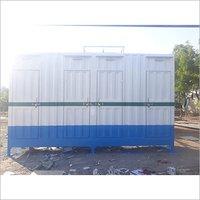 Steel Toilet Block