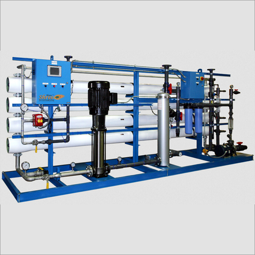 Domestic and Industrial RO Plant