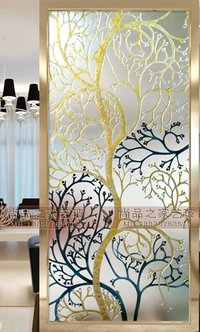 Etched Glass