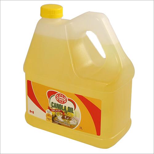 3 Ltr Canola Oil
