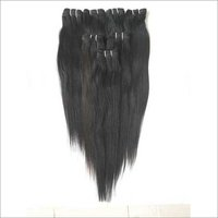 Raw Indian Unprocessed Temple Cuticle aligned human hair