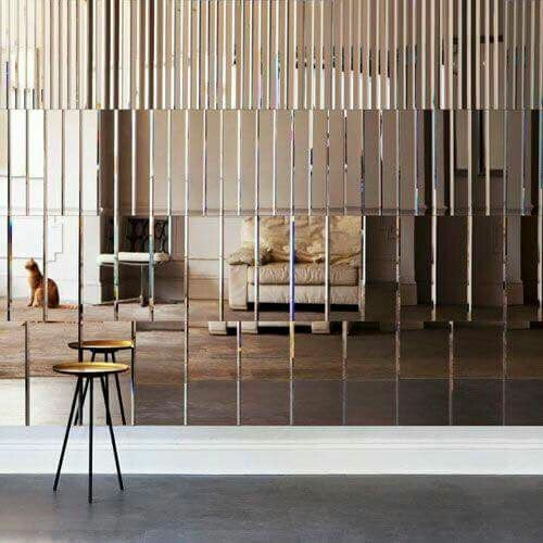 Mirror Wall Panel