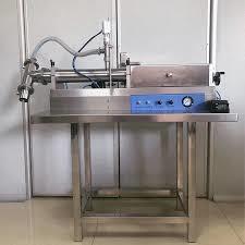 Sanitiser Filling Machine\