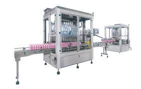 Shapoo Filling Machine