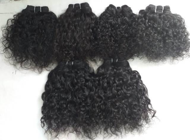Raw Unprocessed Curly