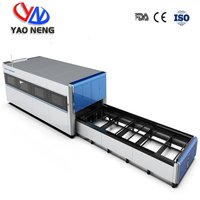 4015 Fiber Laser Cutting Machine