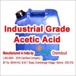 Industrial Grade Acetic Acid
