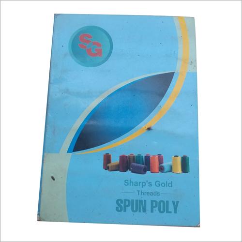 900 Mtr. Spun Polyester Thread
