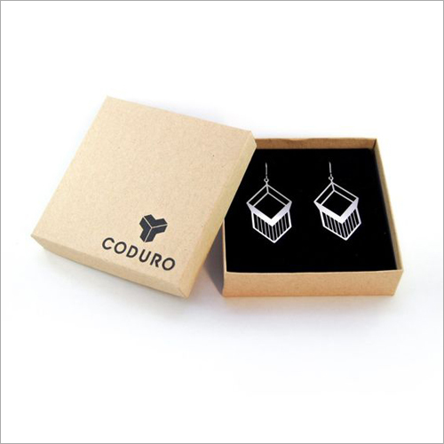 Earring Packaging Box
