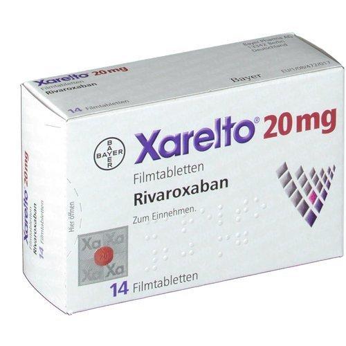 Rivaroxaban Tablet