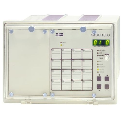 Digital Annunciator Unit Saco 16d3