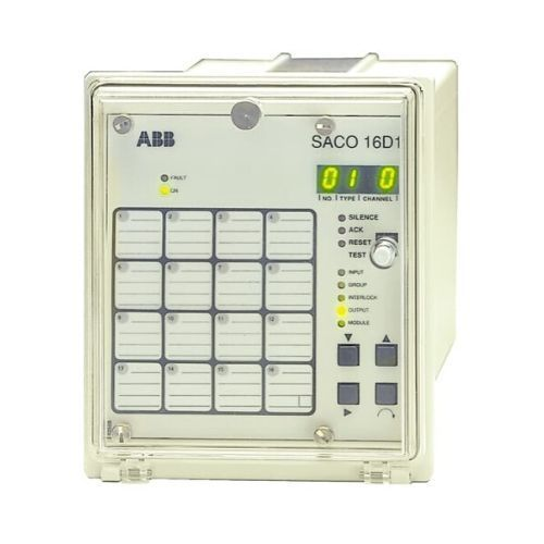 Digital Annunciator Unit Saco 16d1