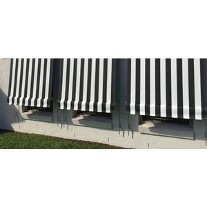 Vertical Awnings