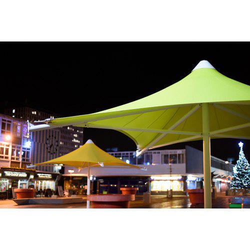 Tensile Umbrella Structures
