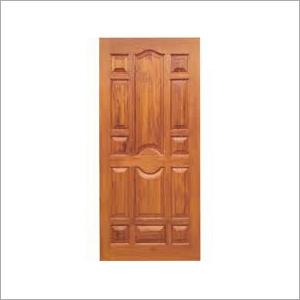 13 Panel Wooden Door