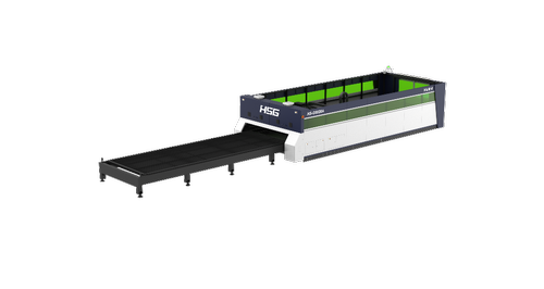 IPG HSG Fiber Laser Cutting Machine