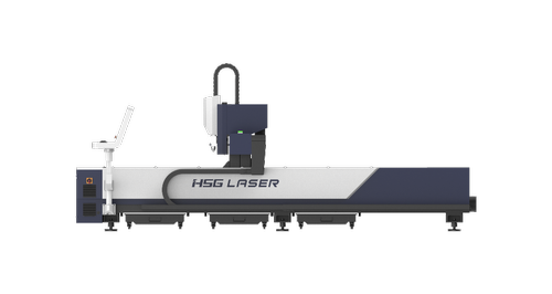 IPG 1000W HSG Fiber Laser Cutting Machine