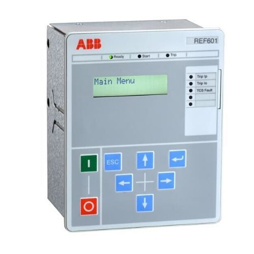 ABB REF601 Feeder Protection and Control Numerical Relay