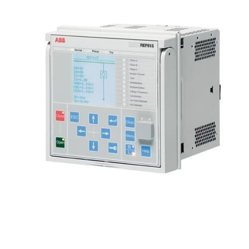 Feeder Protection Relay REF615 ANSI