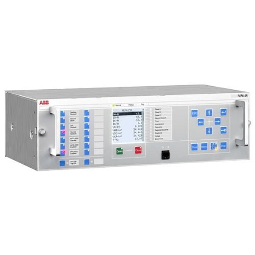 Feeder Protection Relay REF615R
