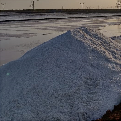 Industrial White Salt