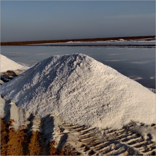 Industrial Raw Salt