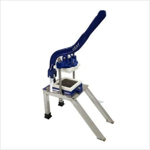 Hand Operated Finger Chips Making Machine