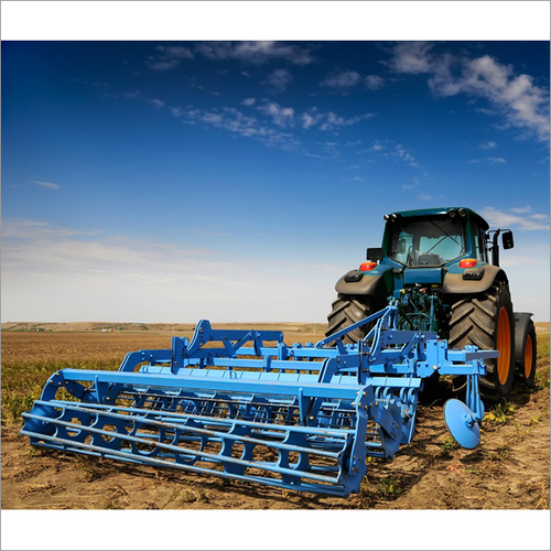 Modern Agricultural Equipment and Machinery