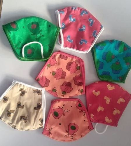 Surgical Cotton Printed Face Mask