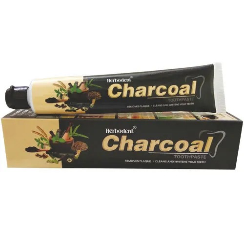 Herbodent Charcoal Toothpaste