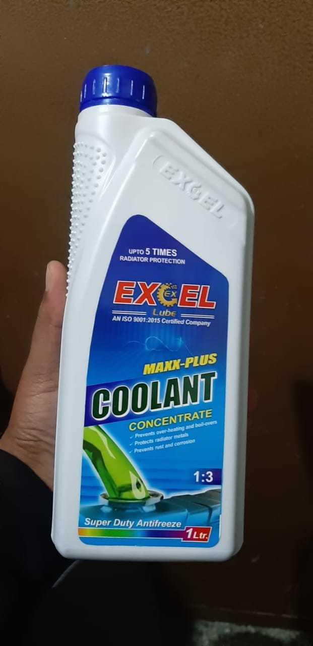 Maxx Pluas Radiator Coolant Antifreeze
