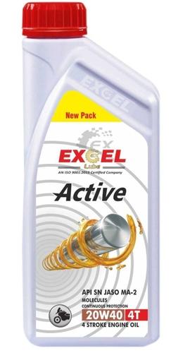 Excel Active Oil