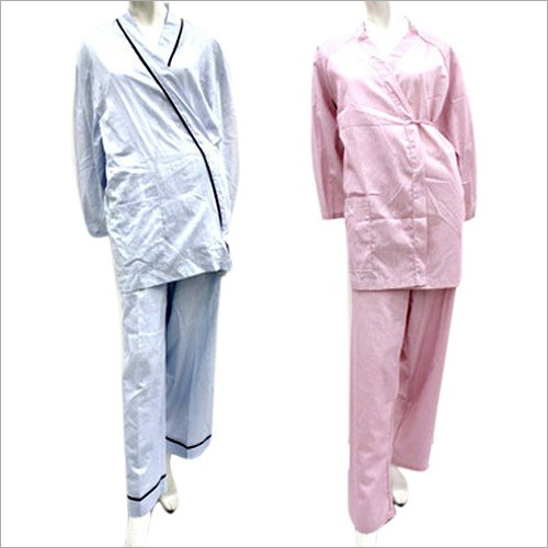 Hospital Cotton Patient Apparel
