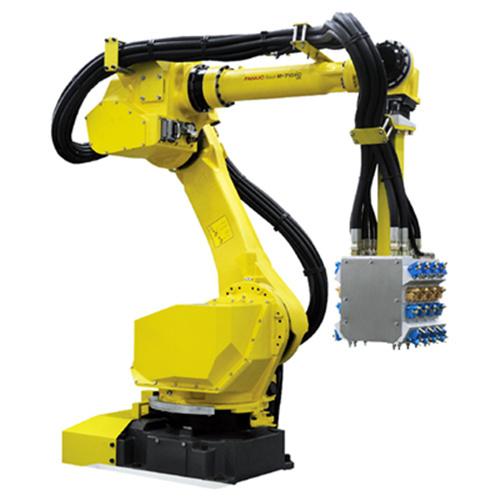 Die Casting Robotic Sprayer