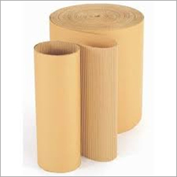 Brown Corrugated Rolls