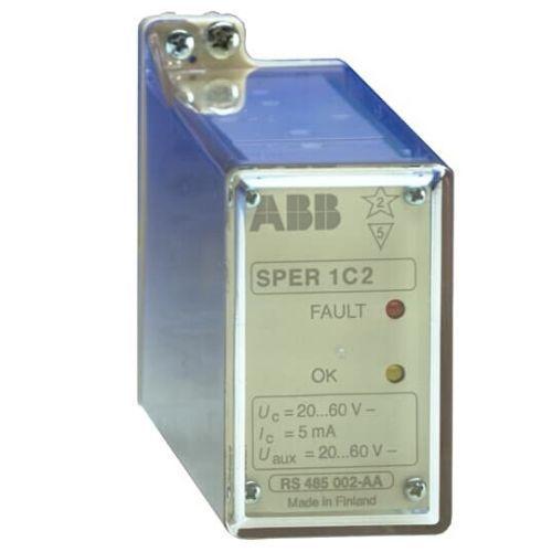 Trip Circuit Supervision Relay Sper 1c2