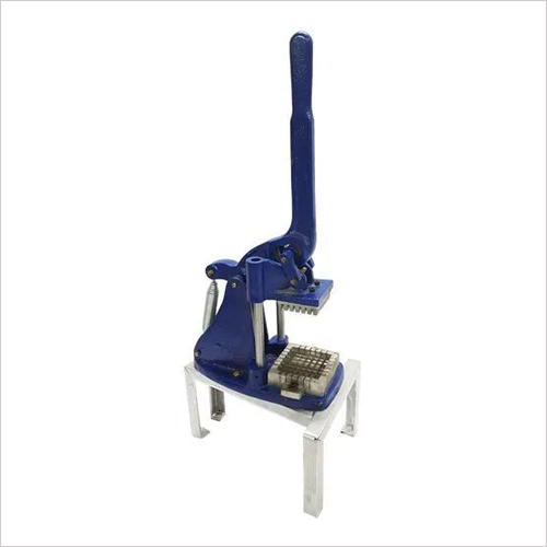 Hand Operated Finger Chips Machine (Plastic Die)