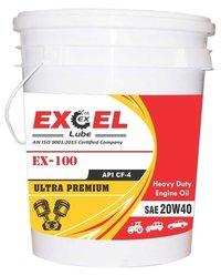 Excel 20W40 Formula EX100