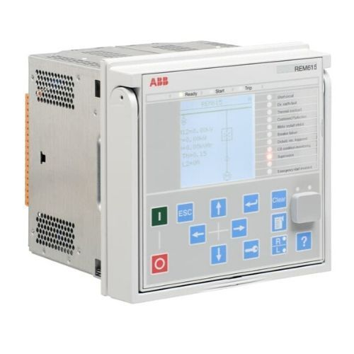 Motor Protection and Control Rem615 Iec