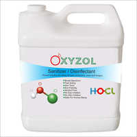 Oxyzol Sanitizer